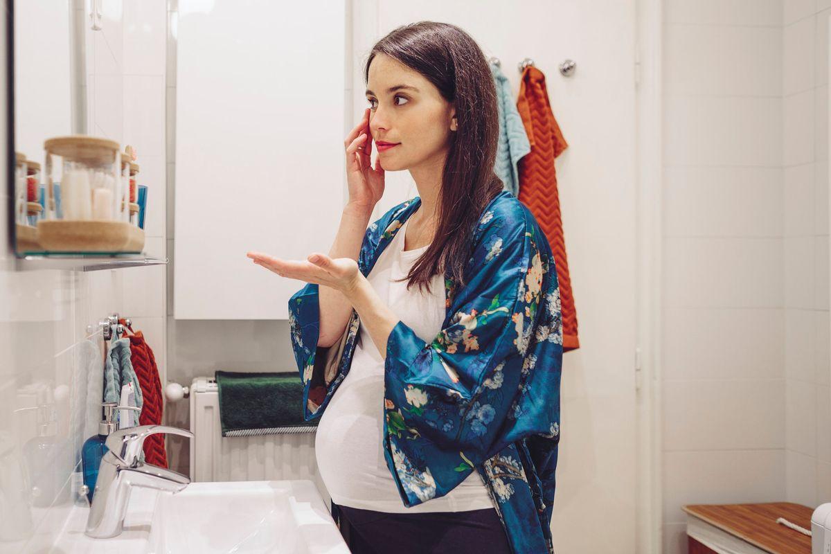 Pregnancy & Your Skin