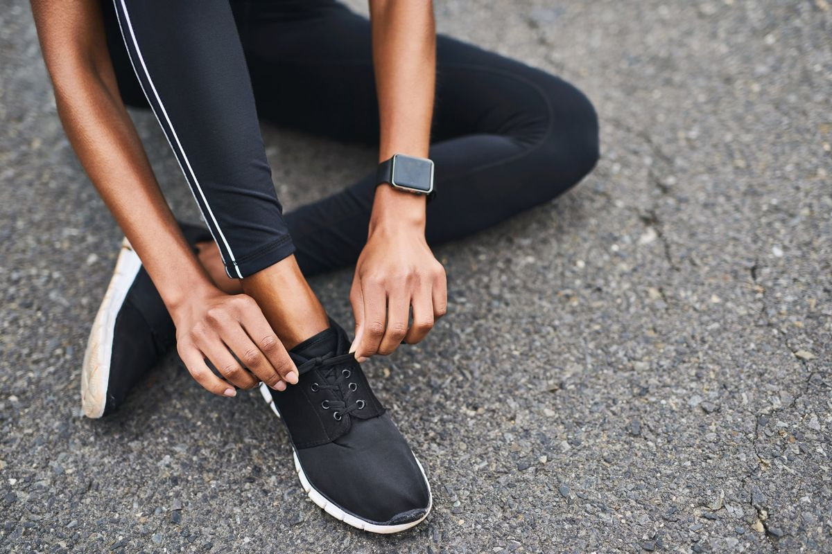 Choosing the Right Fitness Shoe