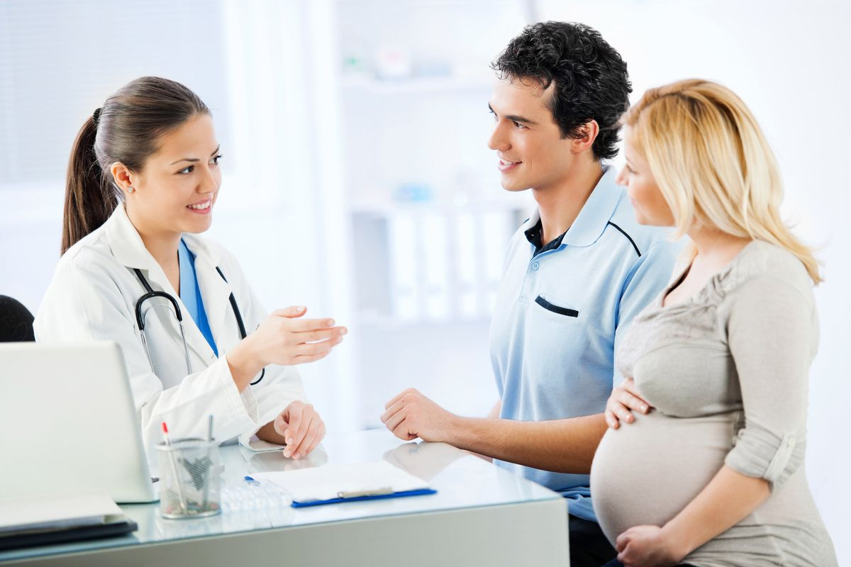 Who's Who on Your Prenatal Team