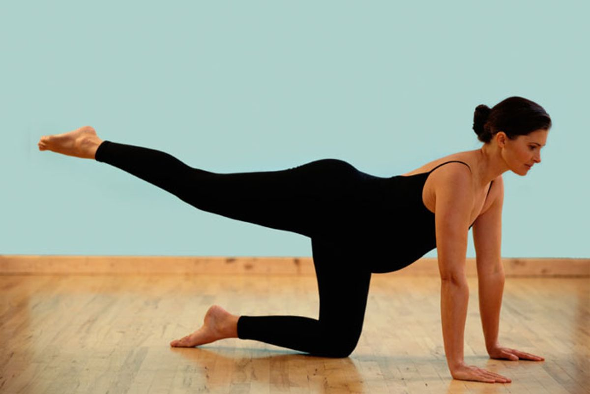 Maternal Moves: Staying Fit While Pregnant