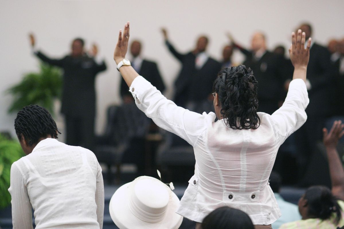 Amid COVID and Racial Unrest, Black Churches Put Faith in Mental Health Care