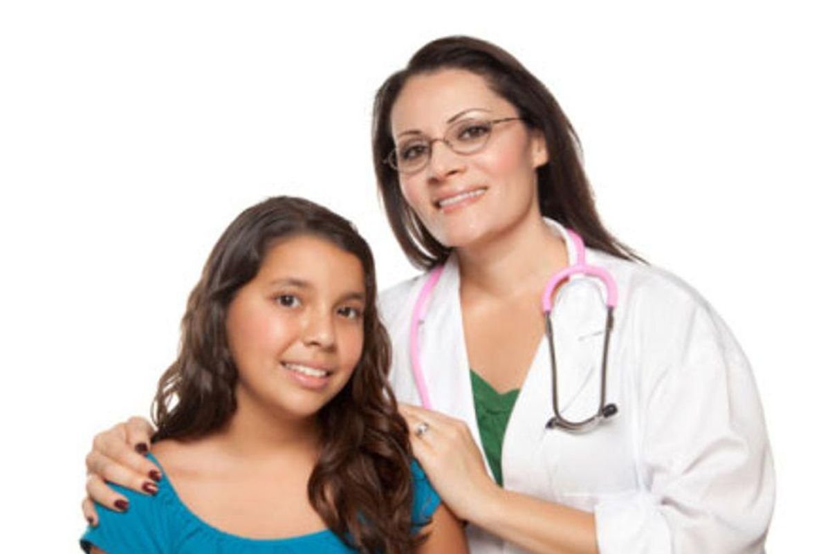5 Things You Should Know When Taking Your Tween or Teen to the Pediatrician
