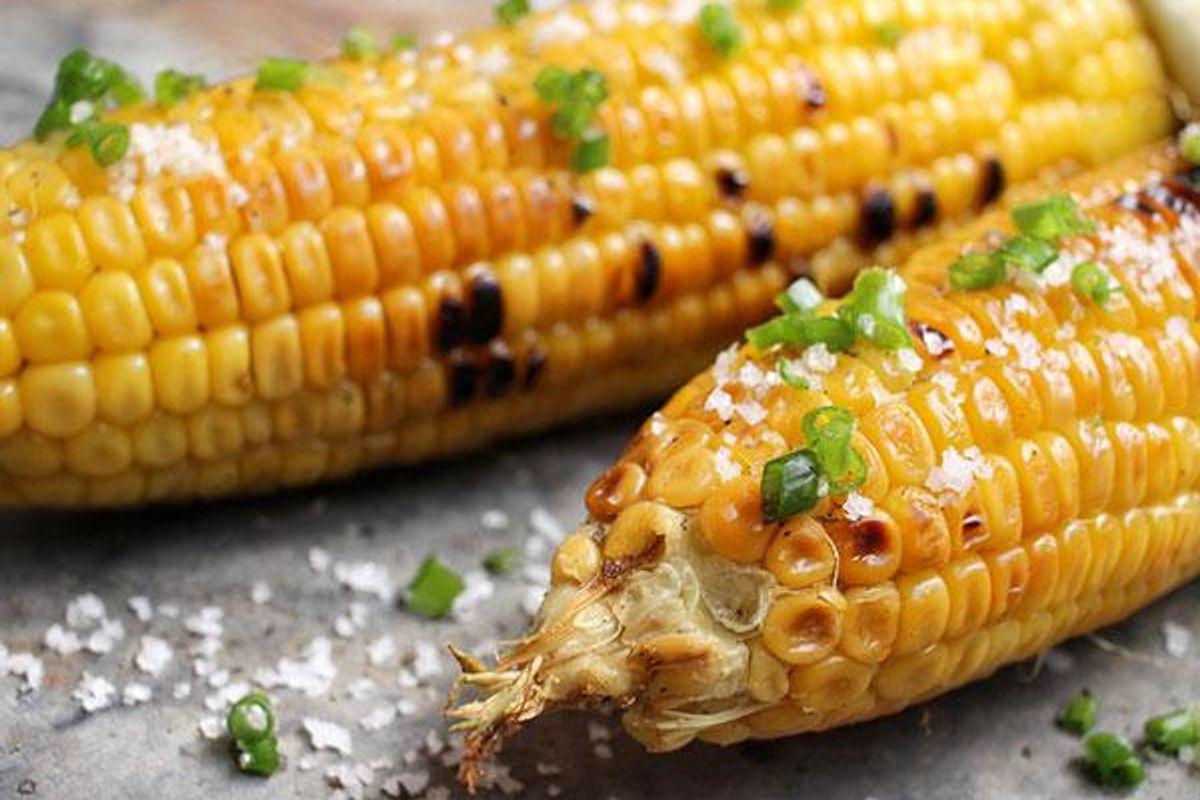 Top 10 Corn Recipes