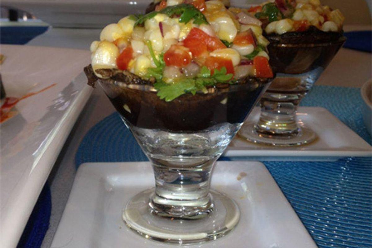 Colorful Fiesta Veggie Salad