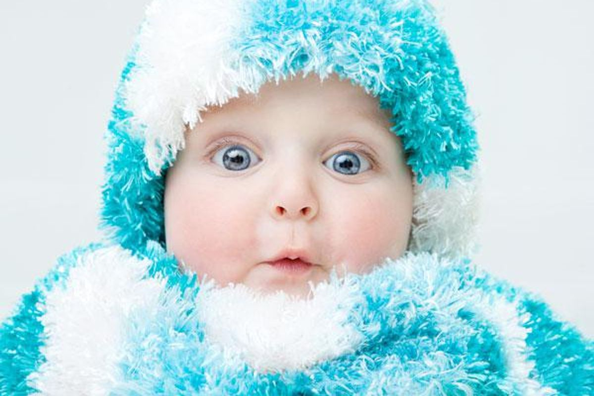 6 Ways to Protect Your Baby During Cold and Flu Season