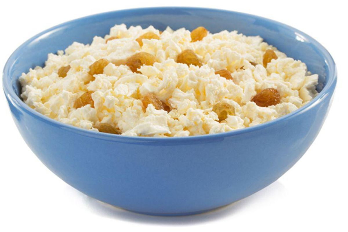 Sweet Cottage Cheese