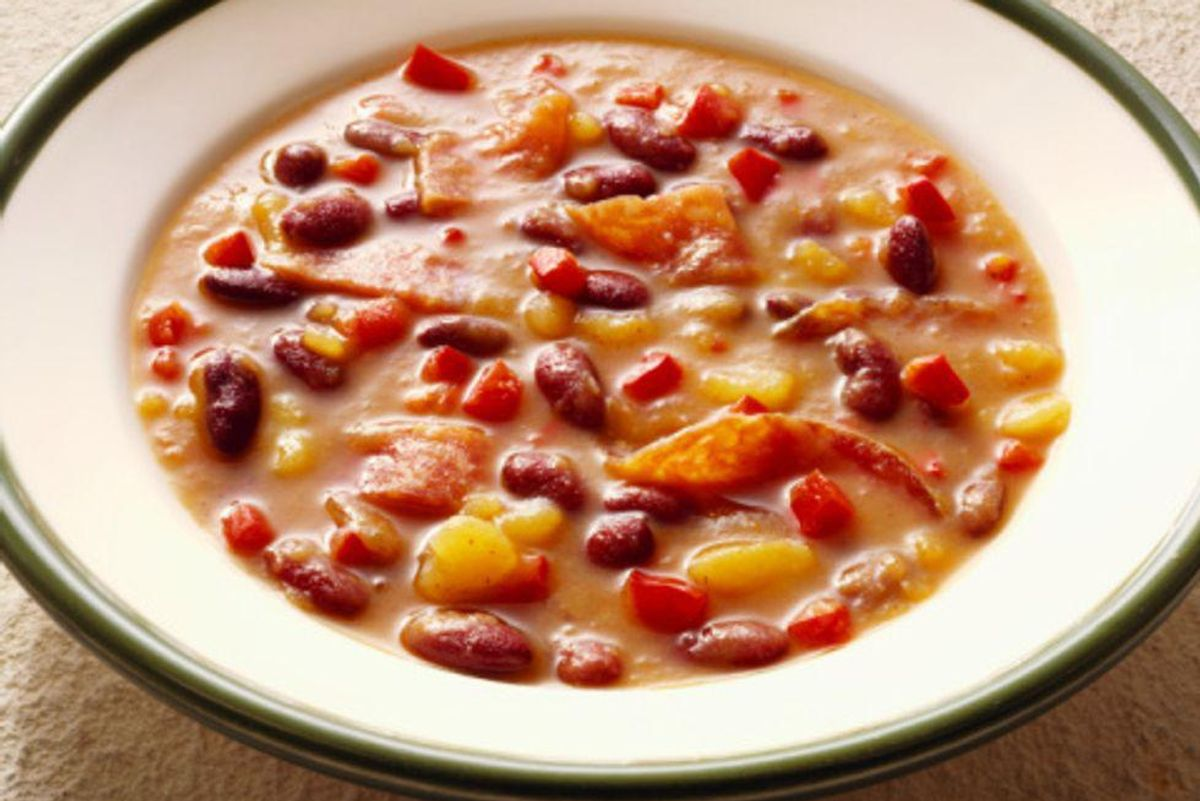 """The """"Anything Goes"""" Simple Soup Recipe"""