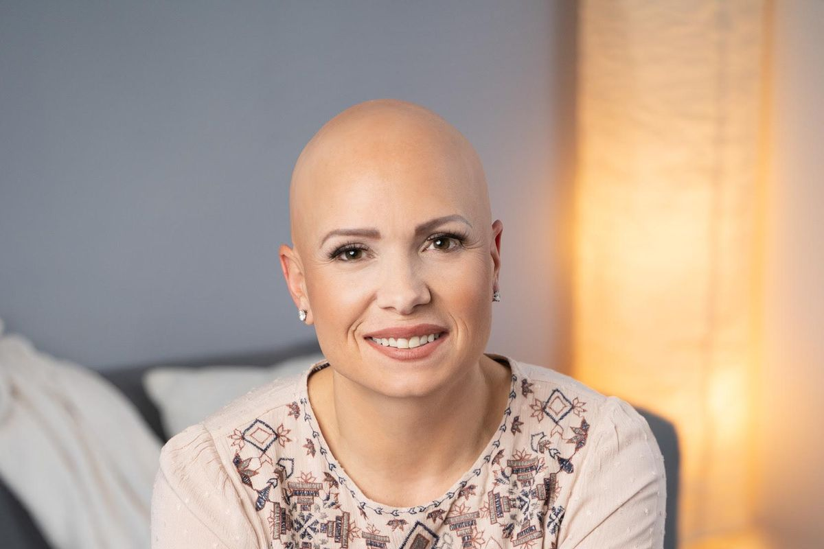 How I Learned to Love My Bald Self