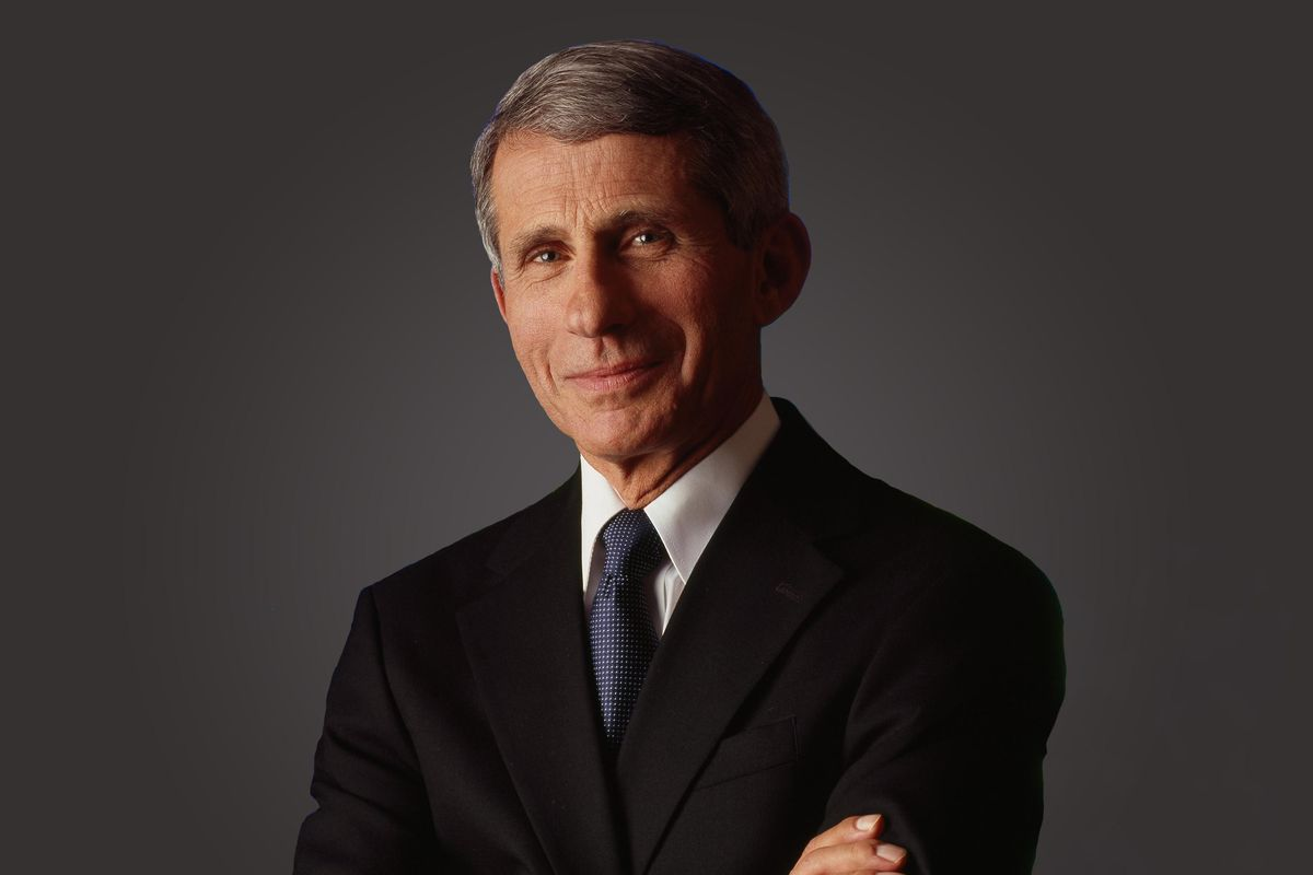 15 Minutes With Dr. Fauci