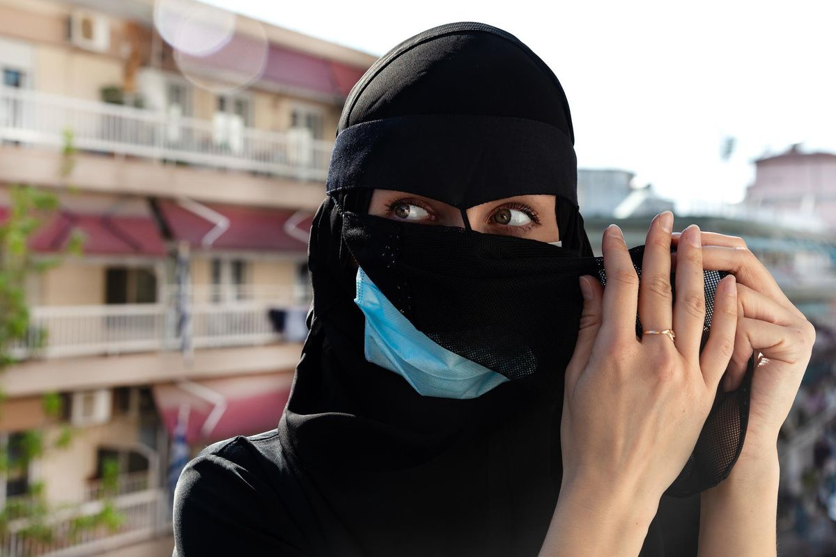 One Year on, Muslim Women Reflect on Wearing the Niqab in a Mask-wearing World