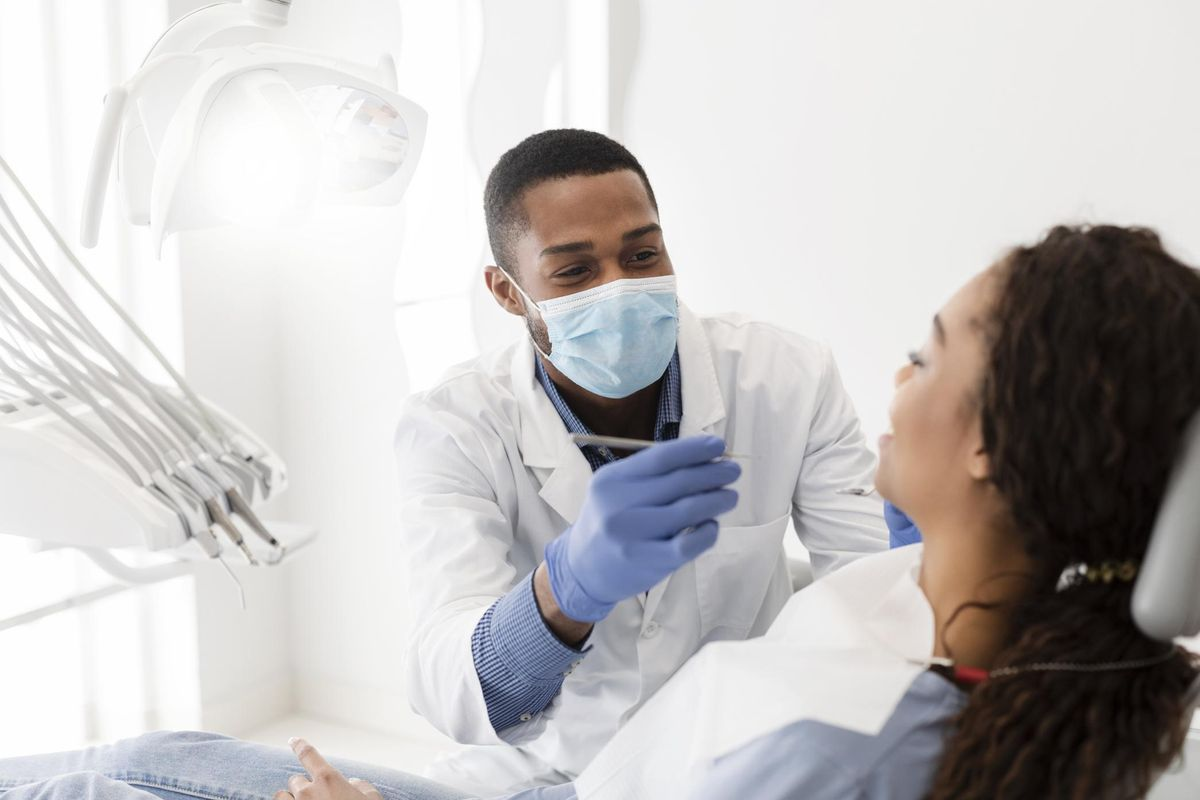 Watch Your Mouth: Don't Forget Your Dental Health During the Pandemic