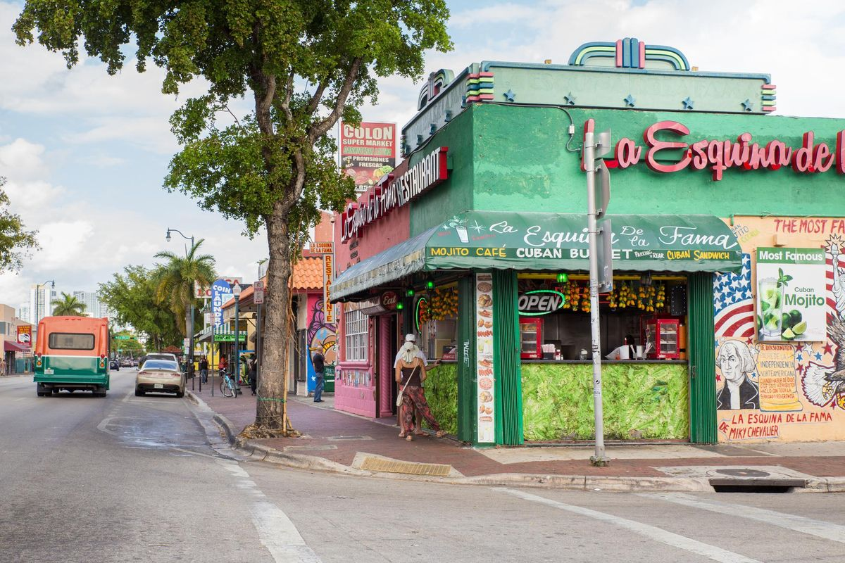 Door to Door in Miami's Little Havana to Build Trust in Testing, Vaccination
