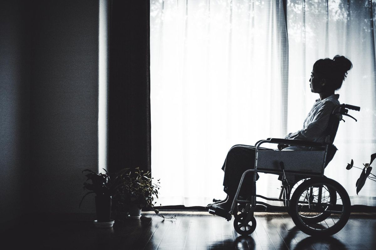 Domestic Violence Hurts People With Disabilities, Too