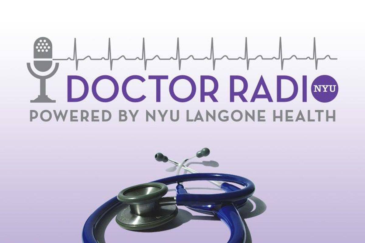 "Doctor Radio SIRIUS XM 110, ""Beyond the Heart  with Nieca Goldberg"""