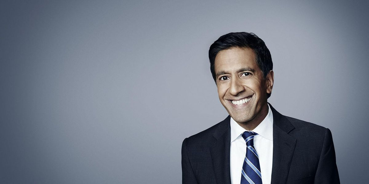 15 Minutes With Dr. Sanjay Gupta