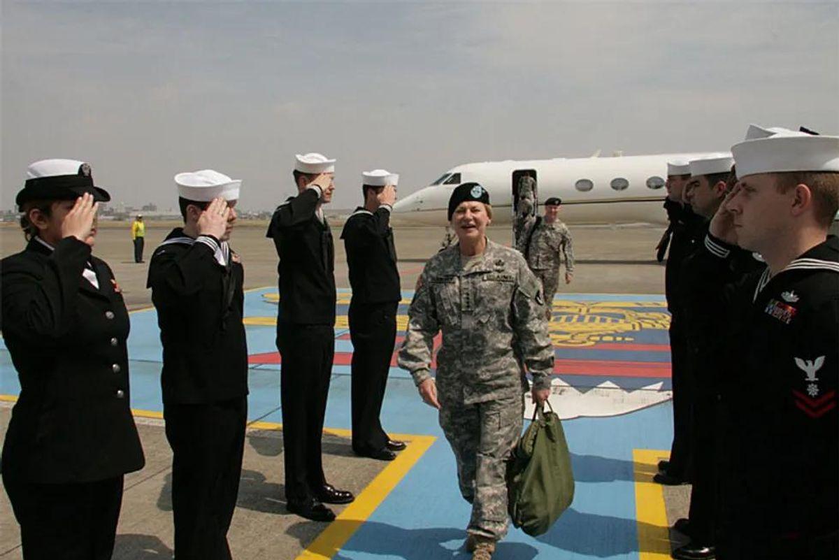 Women Returning from War