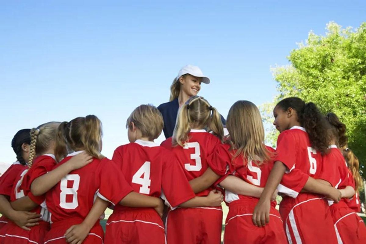 Sporty Teen Girls Likely to Live Longer—So Keep Them Active