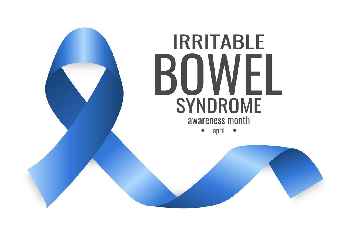 Irritable bowel syndrome stock illustration