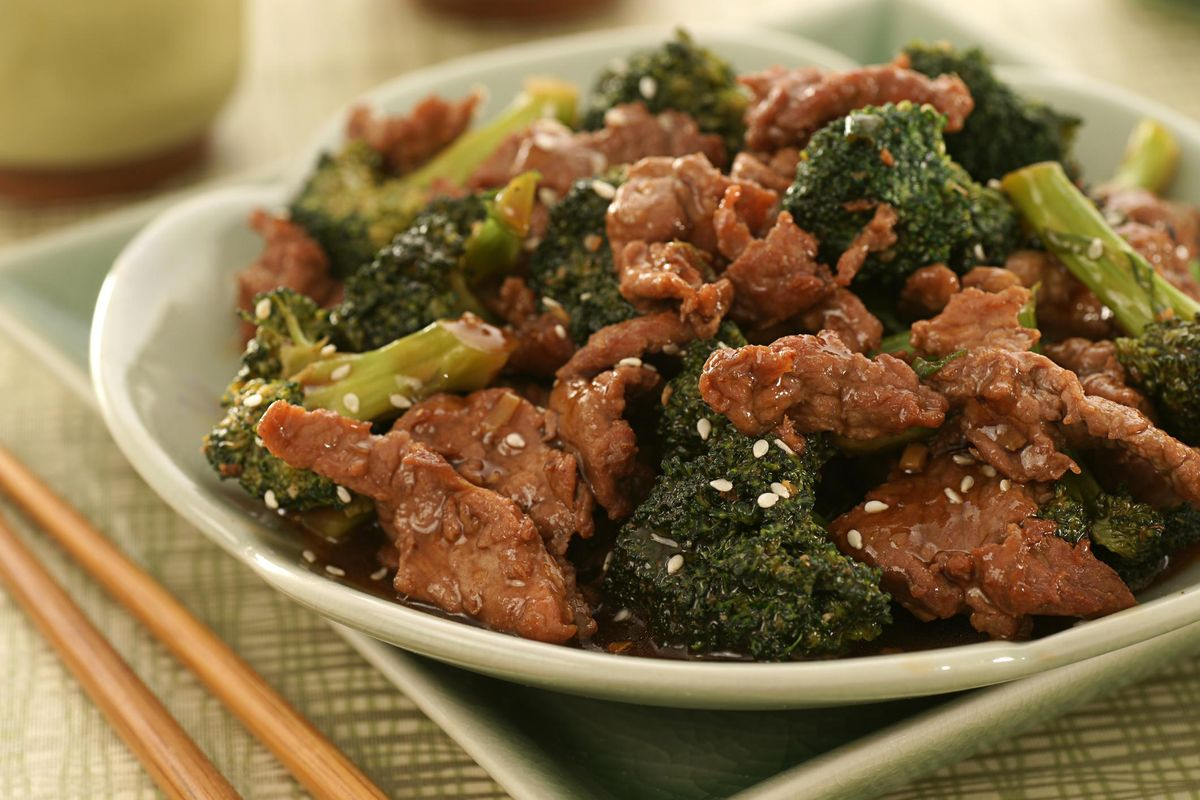 Korean Beef Broccoli