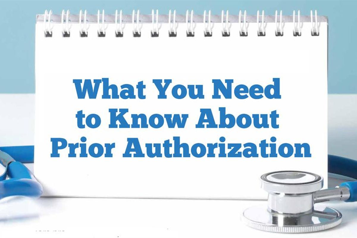 What You Need to Know About Prior Authorization