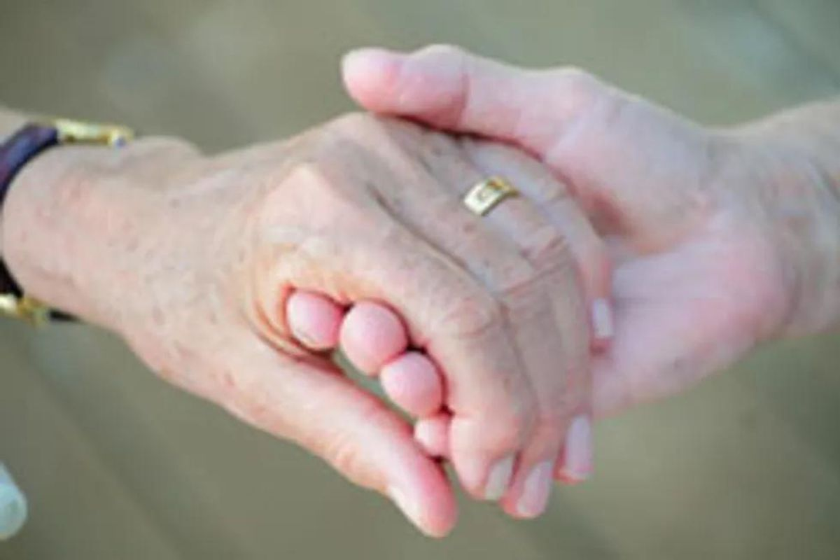 Accepting When It's Time for Hospice