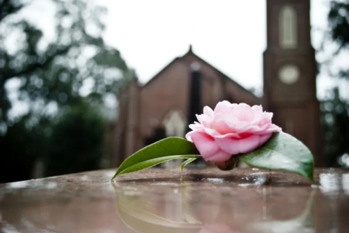 The Funeral: Just Part of the Journey of Losing My Husband