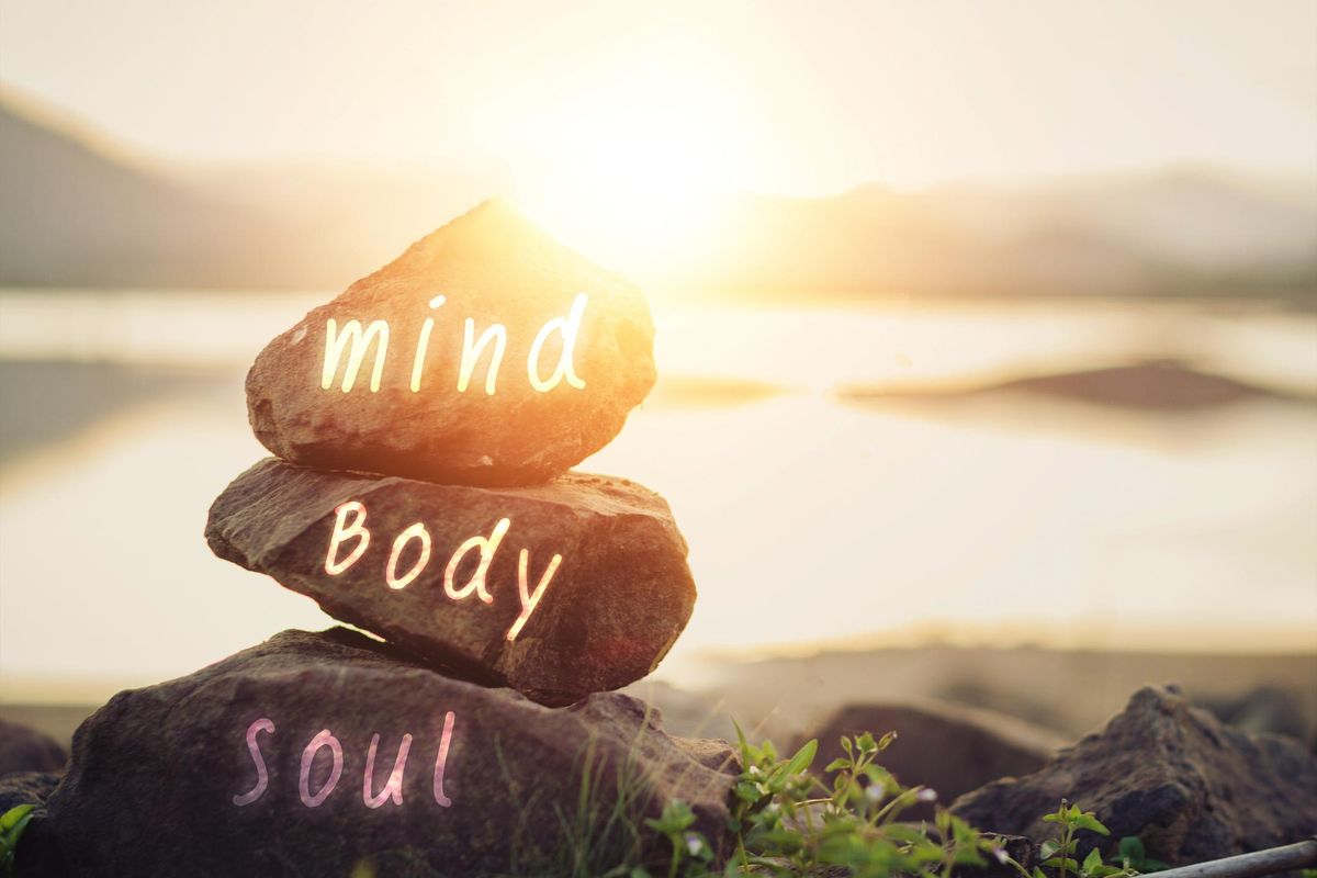 Body, mind, soul, spirit