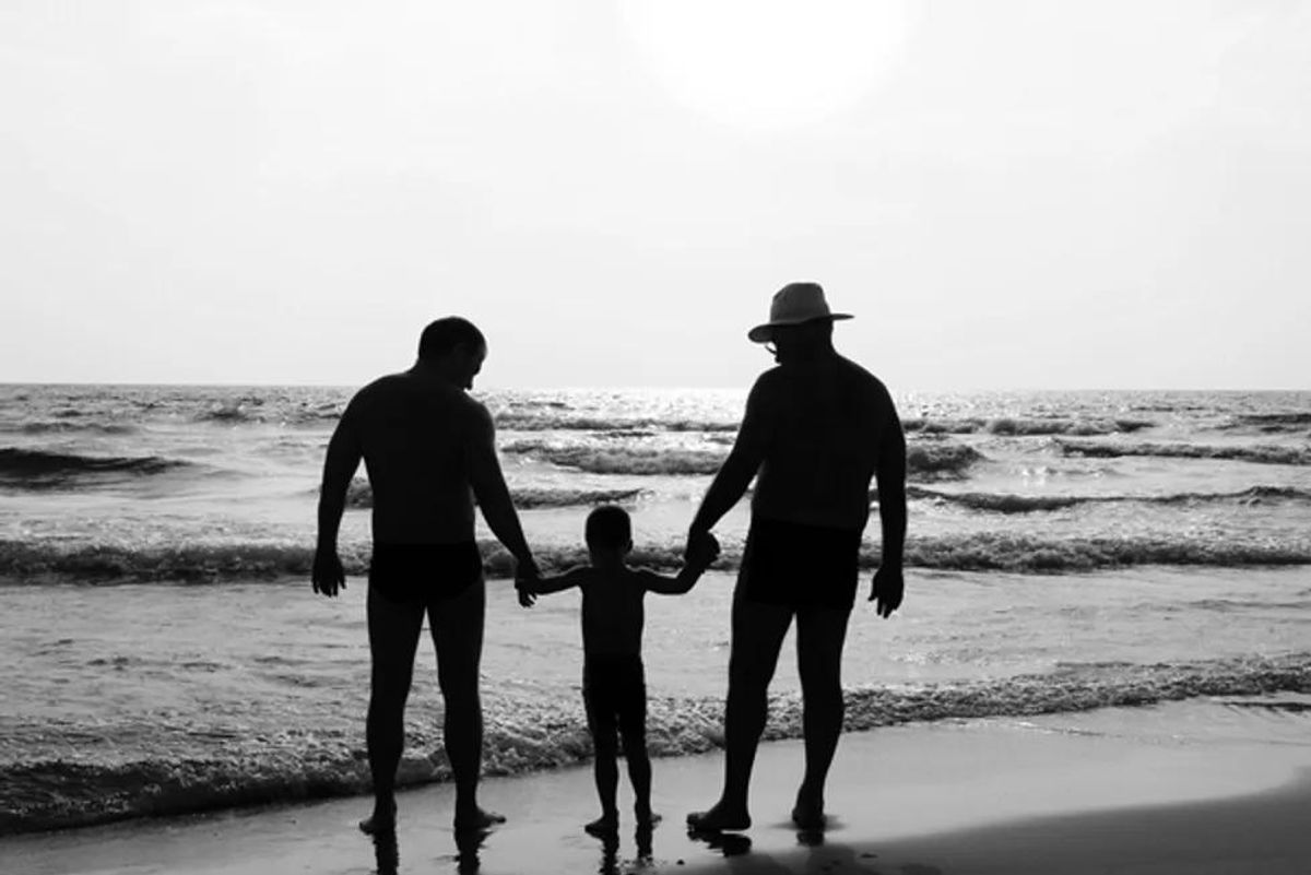 More Evidence That Kids of Gay Parents Do Just Fine