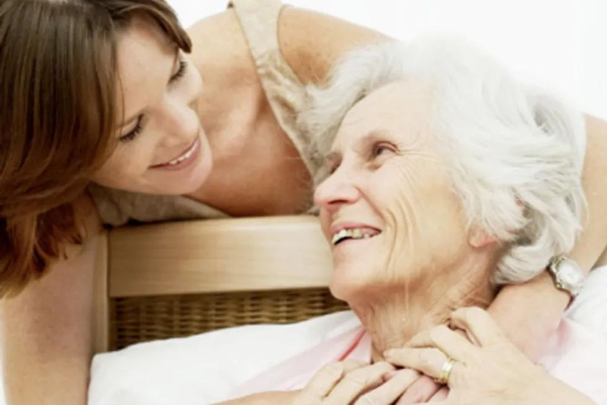 Caring for Someone With Dementia or Alzheimer's Disease