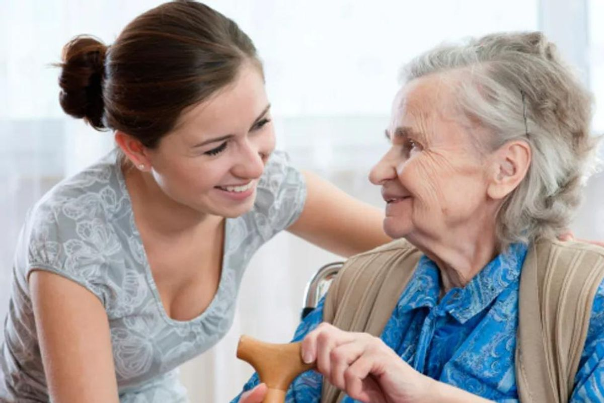 Don't Neglect Your Own Well-Being When Caring for an Elder