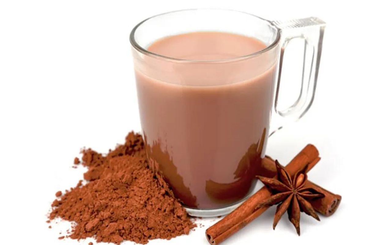 cocoa drink and memory loss