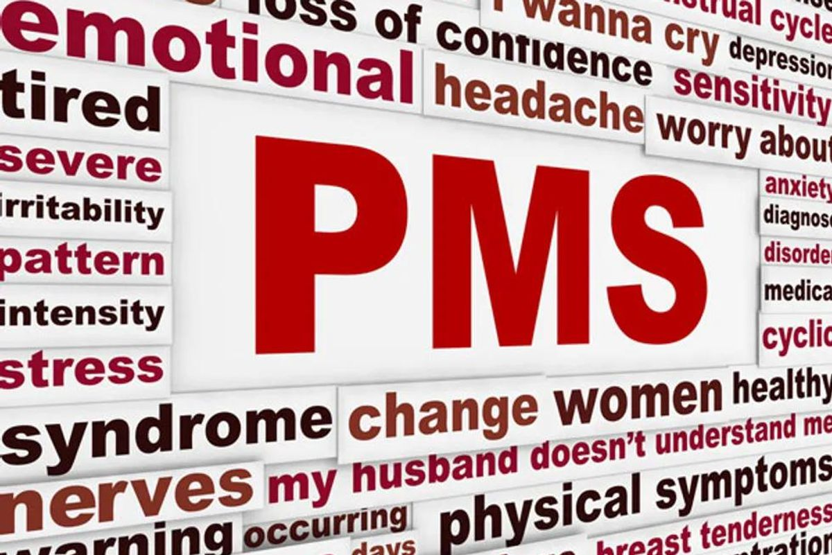 Antidepressants and PMS