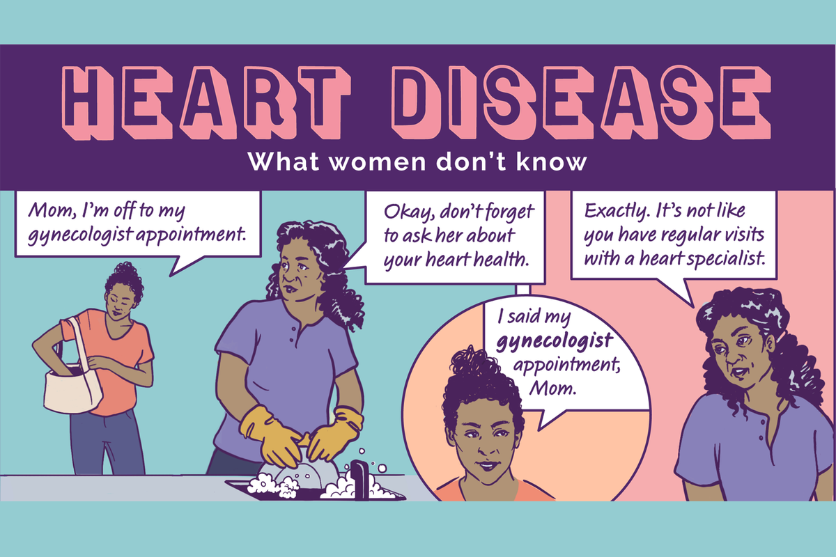 Heart Disease: What Women Don't Know