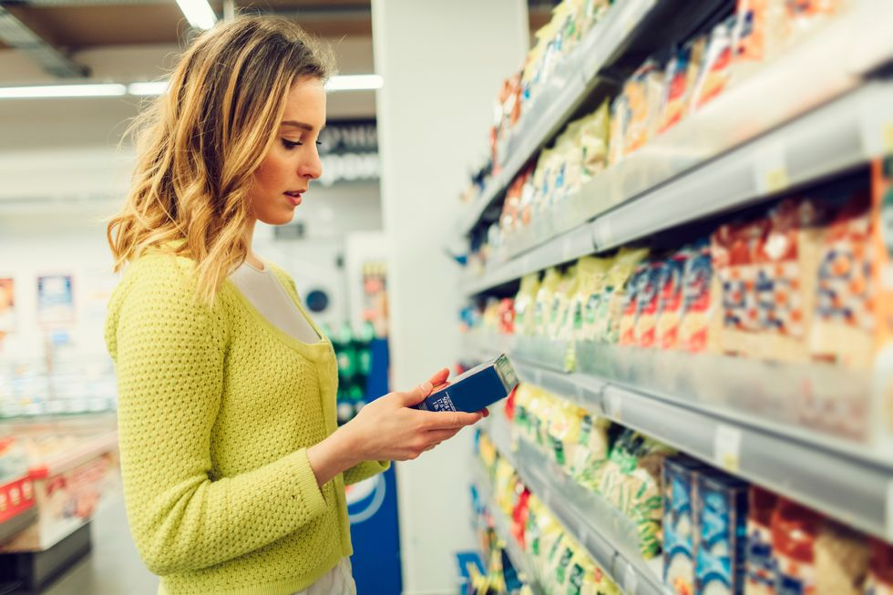 FDA Puts Brakes on Rule Requiring New 'Nutrition Facts' Label