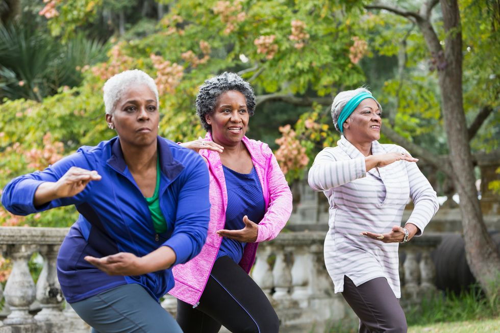 Fight Menopausal Weight Gain With Exercise