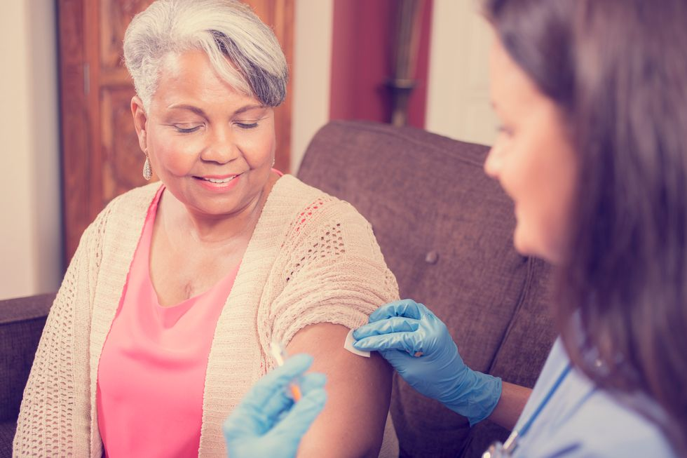 Flu Can Have Dangerous Domino Effect on Older Adults