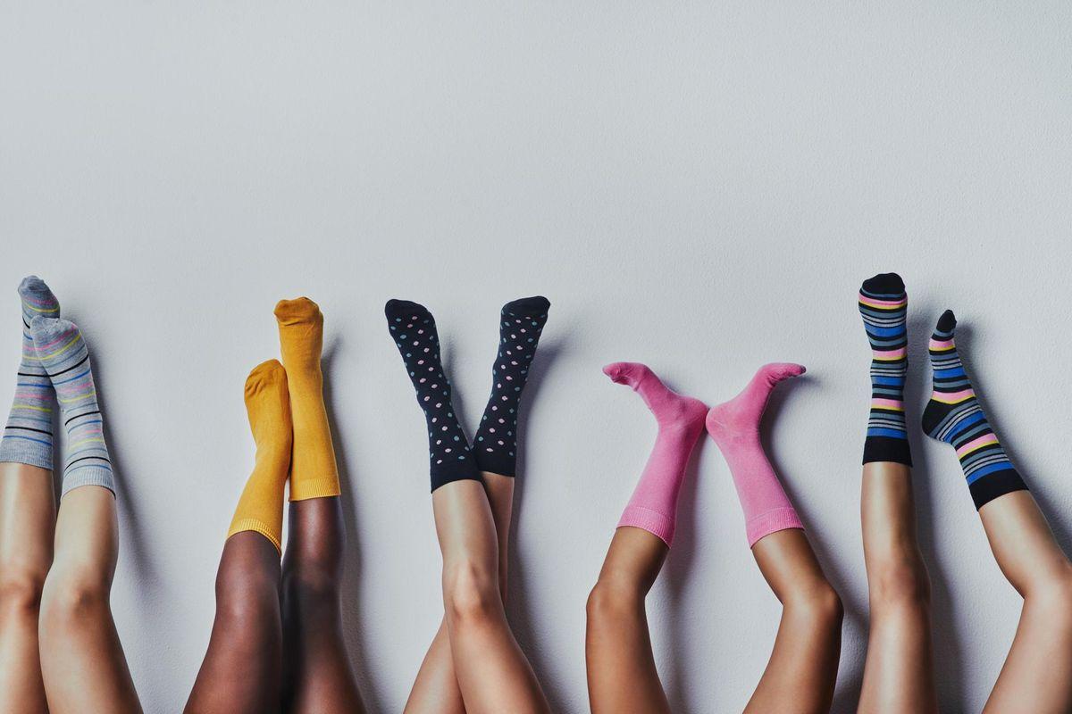 Fun and funky socks