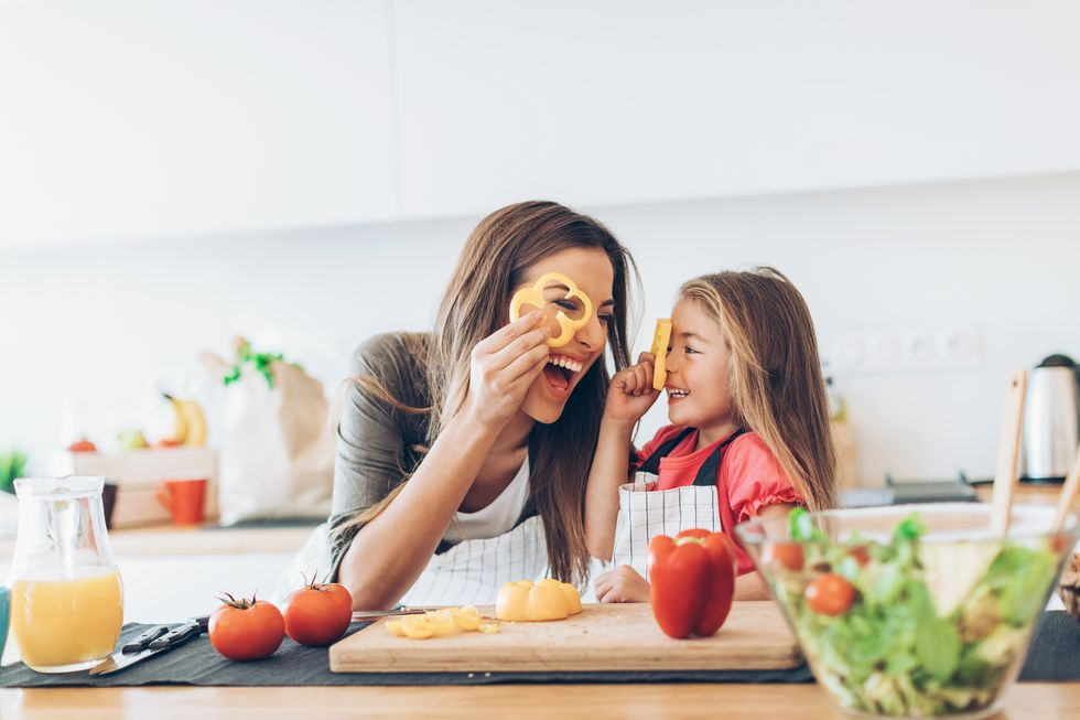 Getting Kids in the Habit of Healthy Eating