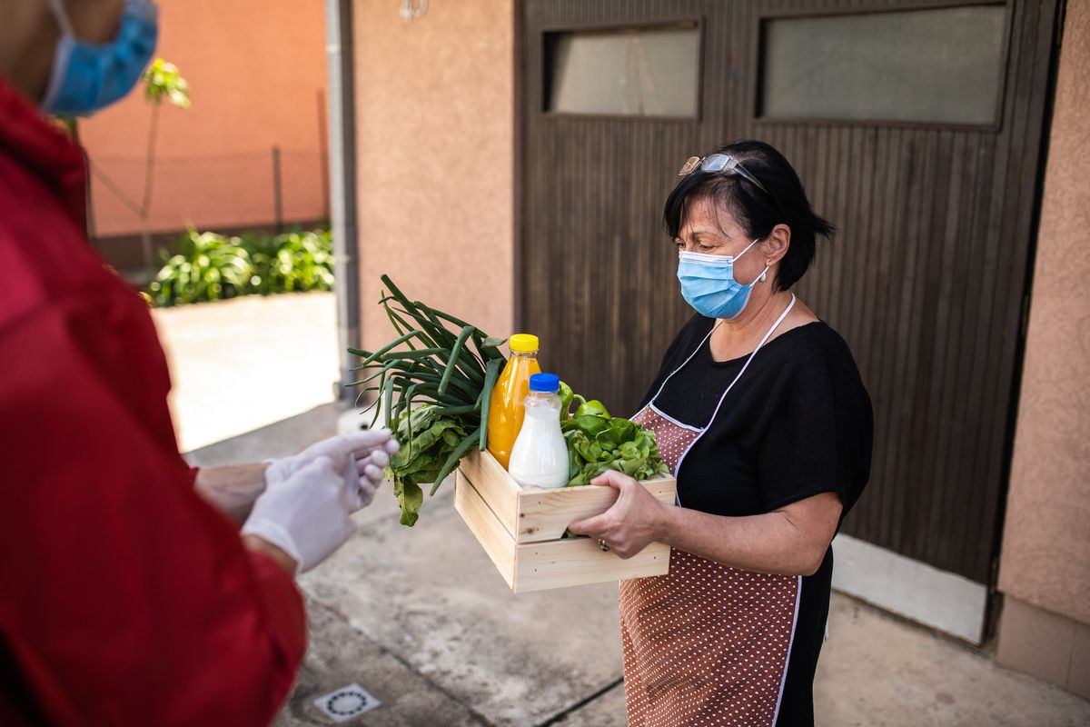 Giving in the Pandemic: More Than Half of Americans Have Found Ways to Help Those Hit by Covid-19 Hardship