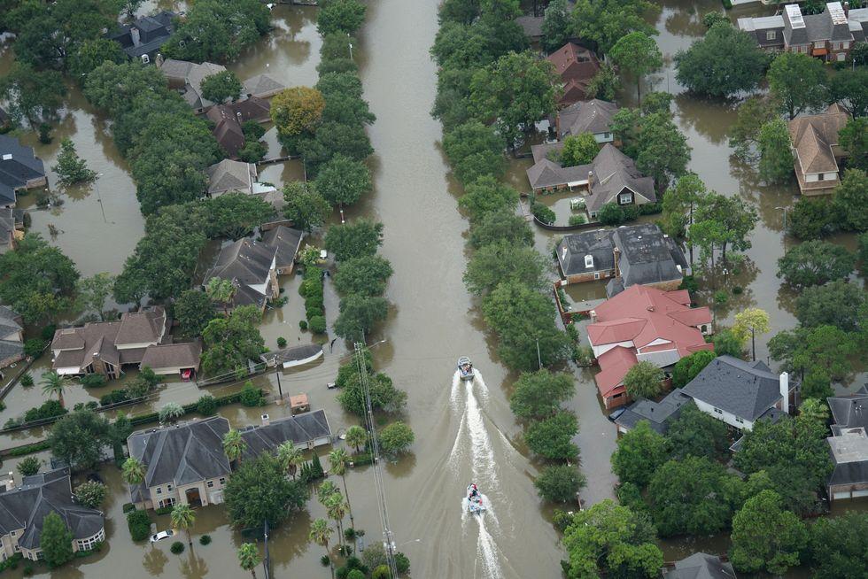 Harvey's Wrath Still Poses Risks to Children
