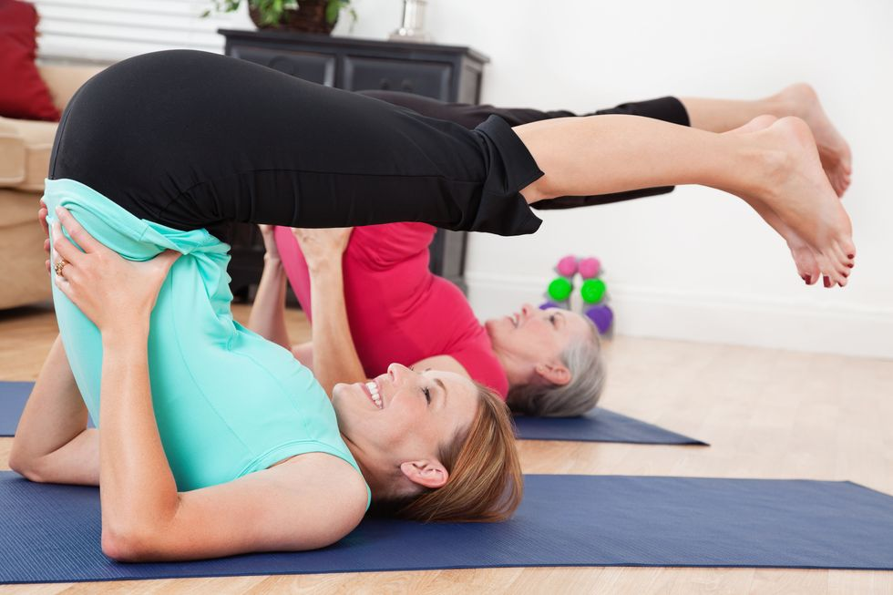 Healthy Workouts for Mother-Daughter Bonding Time