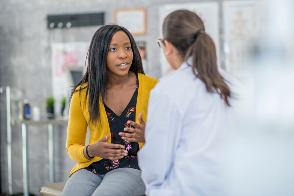 Help Your Doctor Talk About Sex