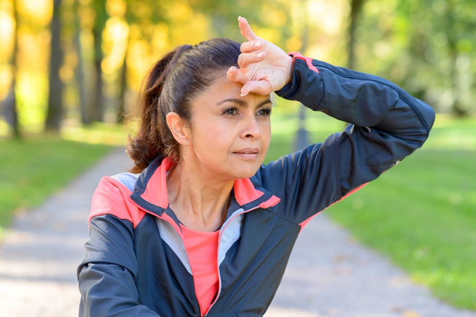 Hot Flashes and Heart Attack Risk: What's the Connection?