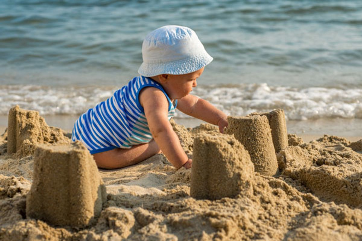How to Protect Baby's Skin From the Sun