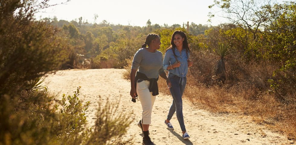 How to Start a Walking Plan