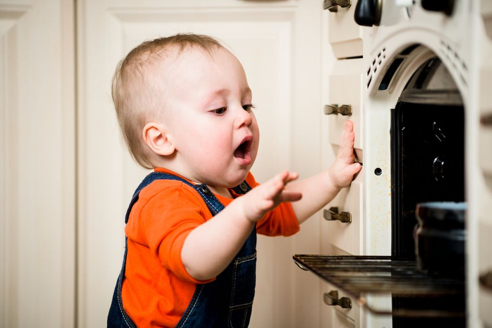 7 Dangers to Baby in Your Home