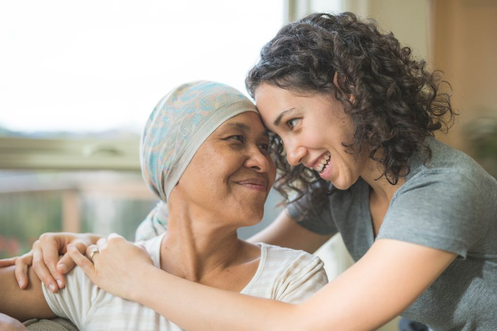 Helping Cancer Caregivers Help Themselves