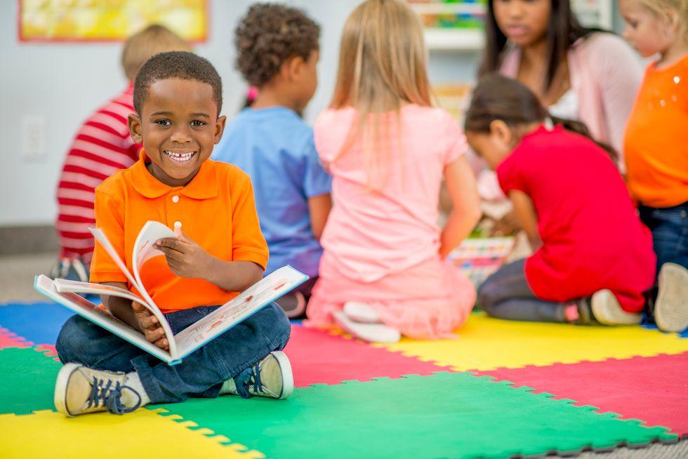 Is Kindergarten the New First Grade?