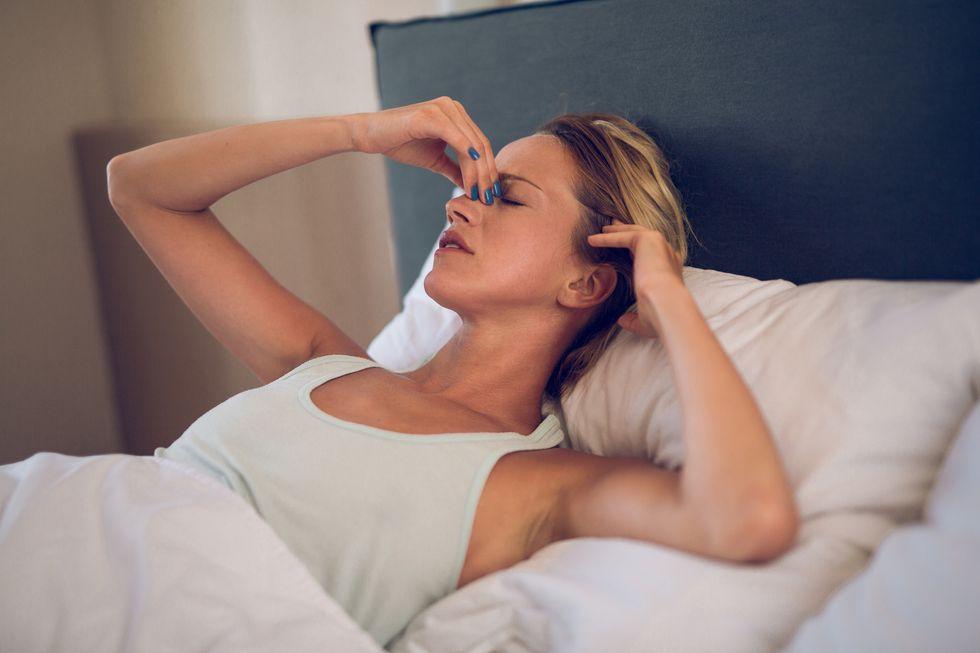 Sleepless Nights Haunt 1 in 4 Americans