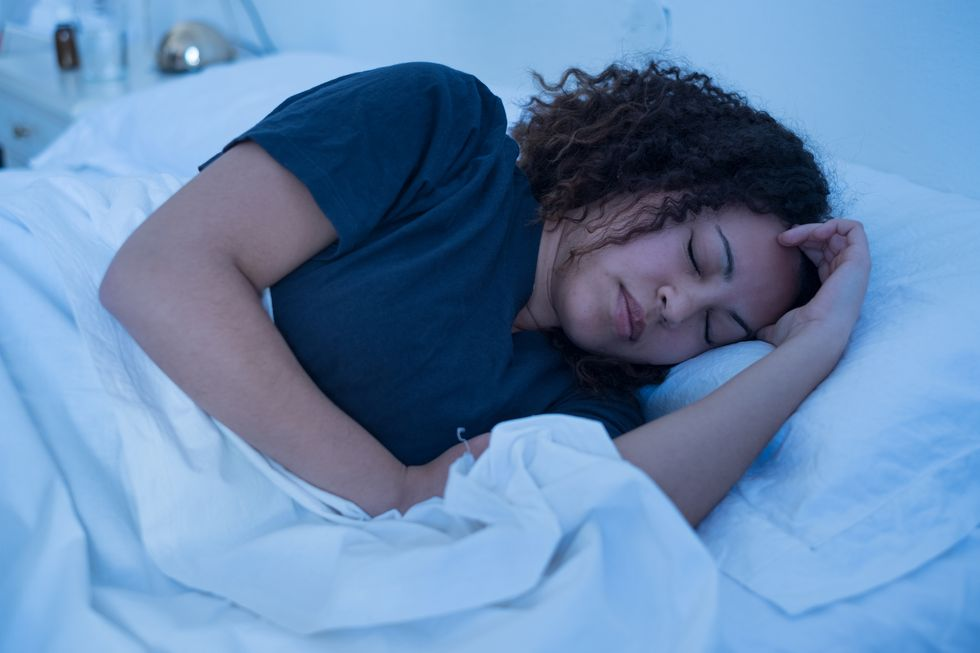 Here's How Sleepless Nights Can Trigger Weight Gain
